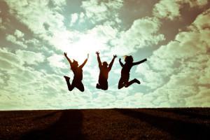 Leap joy